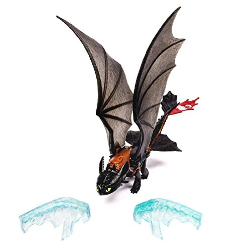 DreamWorks Dragons: How To Train Your Dragon 2 Power Dragon Toothless (Ice Fling Action)