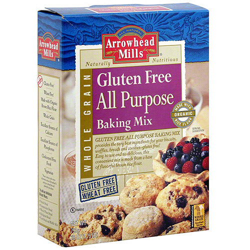 Arrowhead Mills All Purpose Baking Mix, 28 oz (Pack of 6)