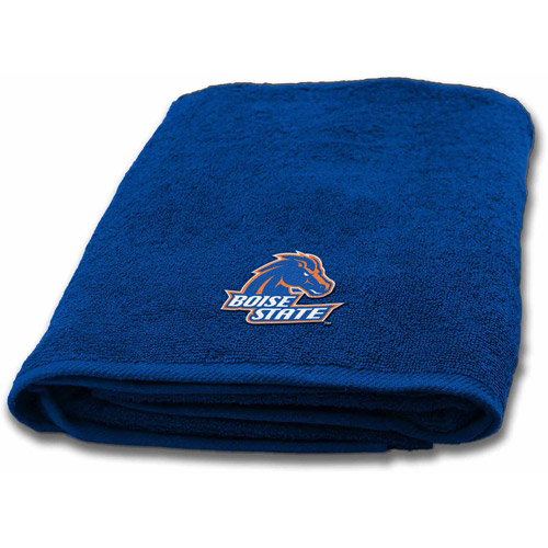 NCAA Applique Bath Towel, Boise State