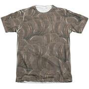 Moon Pie Overload (Front Back Print) Mens Sublimation Shirt