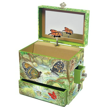 Monarchs Musical Treasure Box -