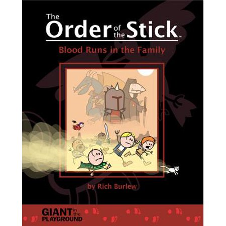 Order of the Stick 5 - Blood Runs in the - Giant Boob