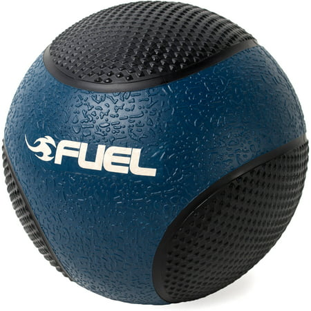 Fuel Pureformance Textured Medicine Ball, 2-12 (Sitting On Medicine Ball Good For Back)