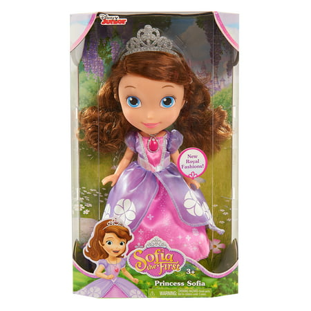 Sofia the First Royal Sofia Dolls - Sofia The Frist