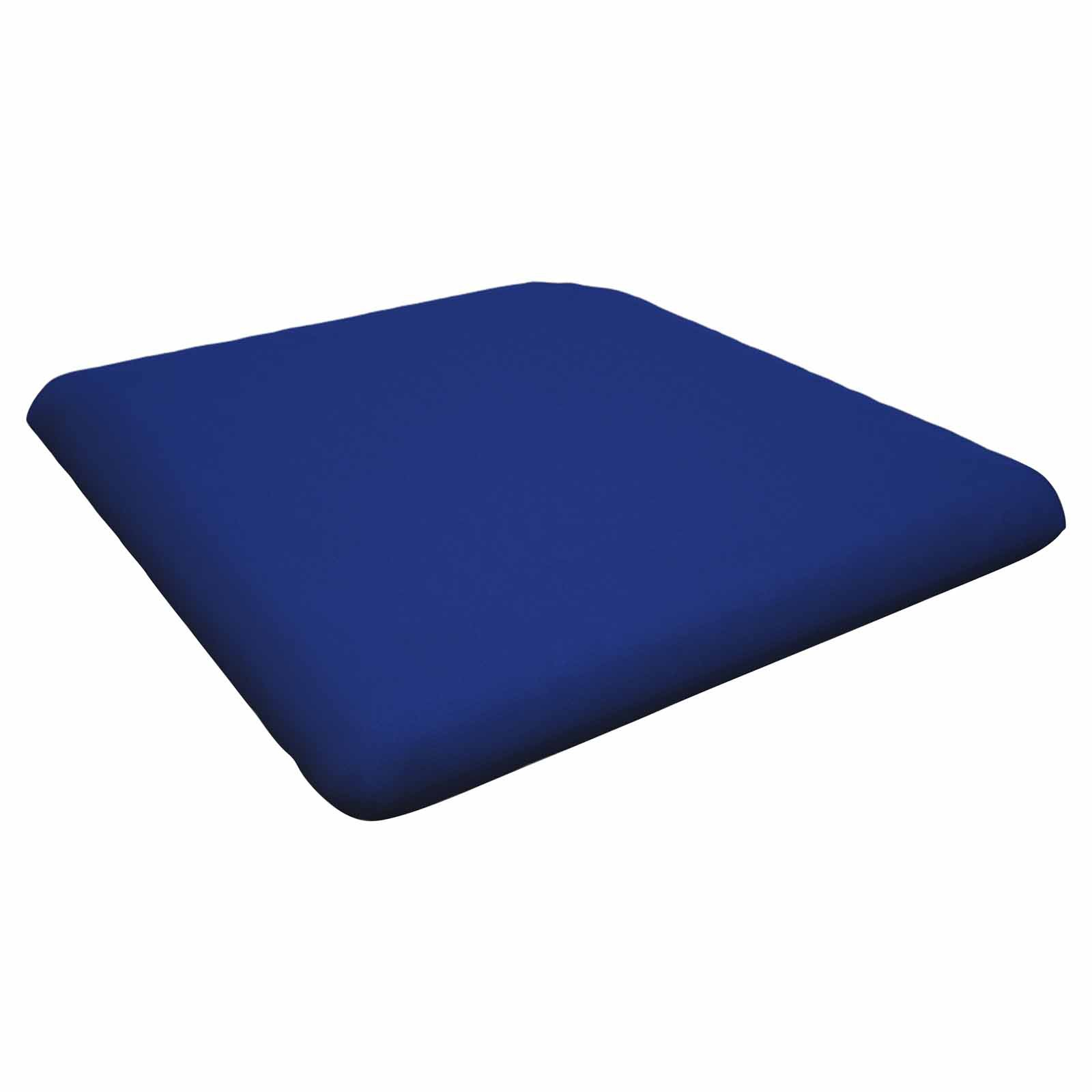 POLYWOOD® Sunbrella 17 x 17.25 in. Captain Dining Chair Seat Cushion