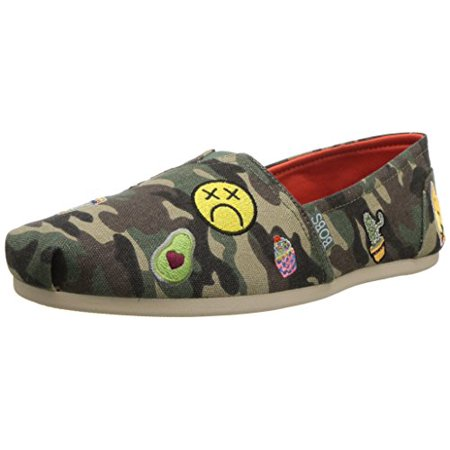 853dc56a2466 Skechers - BOBS from Skechers Women s Bobs Plush-Perfect Patch Flat ...