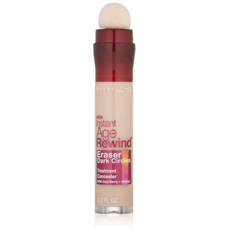 Maybelline Instant Age Rewind Eraser Dark Circles Treatment Concealer, Fair 0.2