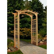 Traditional Westwood Arbor in Natural