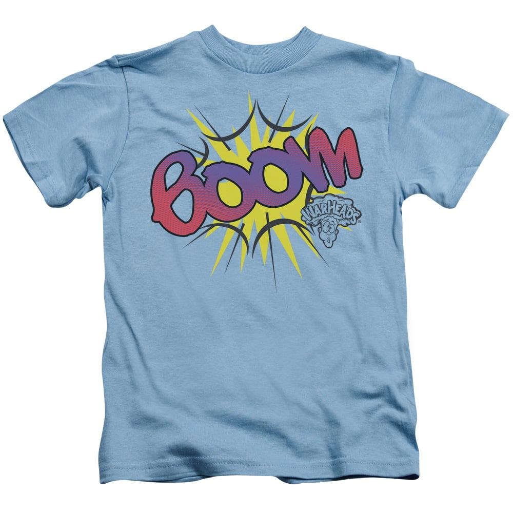 Warheads - Warheads Boom Little Boys Juvy Shirt - Walmart com