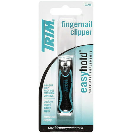 Trim Easy Hold Fingernail Clipper (Trim Fingernail Clippers Kit)