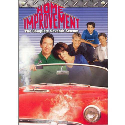 Home Improvement: The Complete Seventh Season (Full Frame)