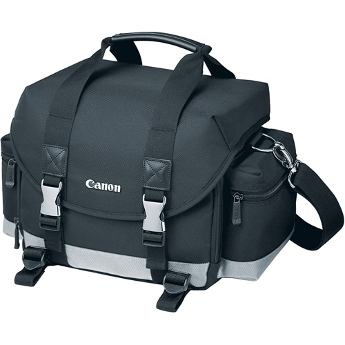 Camara De Video Canon 200DG Digital Gadget Bag + Canon en Veo y Compro