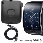 Charging Cradle Smart Watch Power Charger Dock For Samsung Galaxy Gear S SM-R750