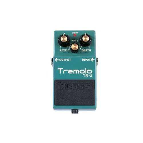 Boss TR-2: Tremolo Pedal by Boss