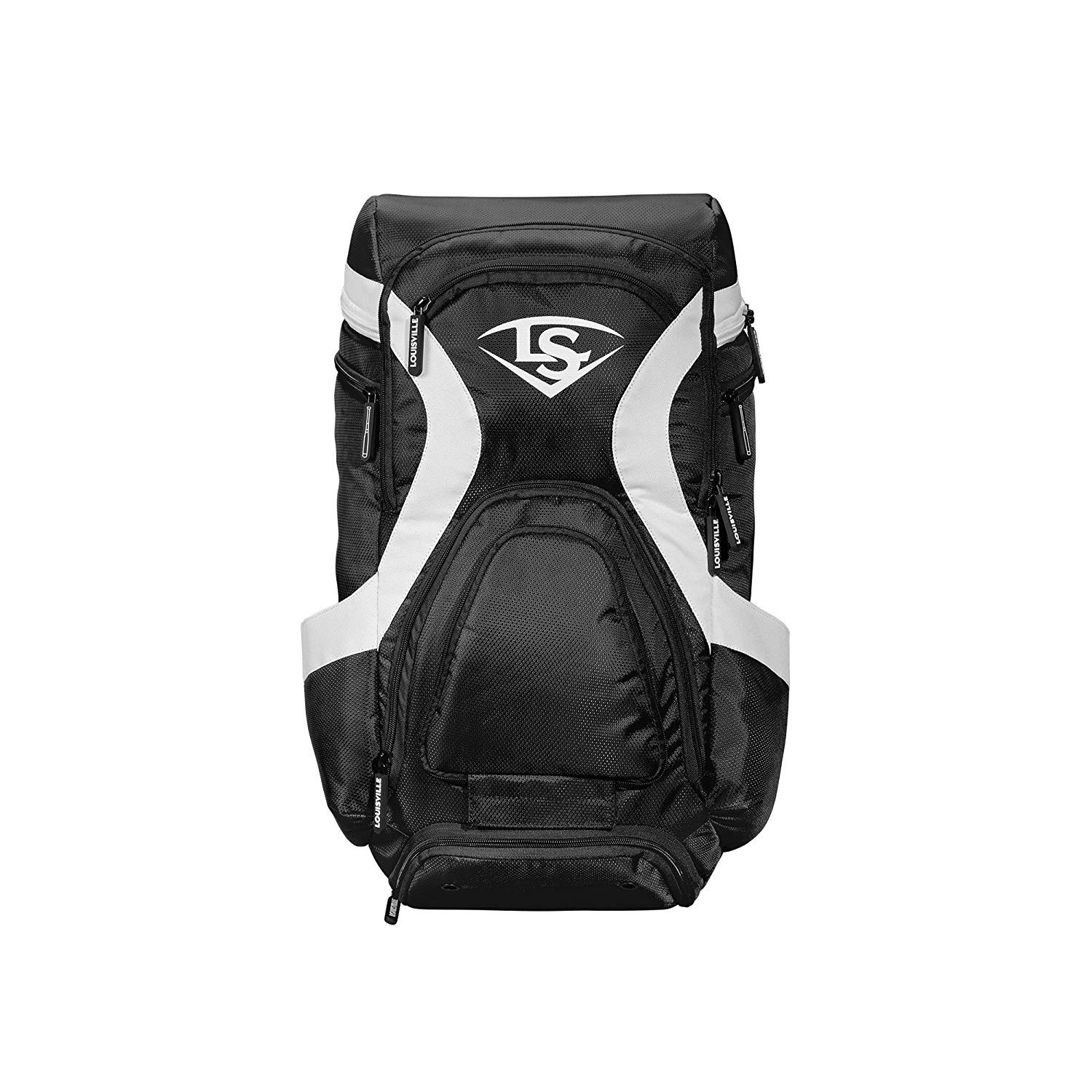 Louisville Slugger M9 Stick Baseball Backpack Black