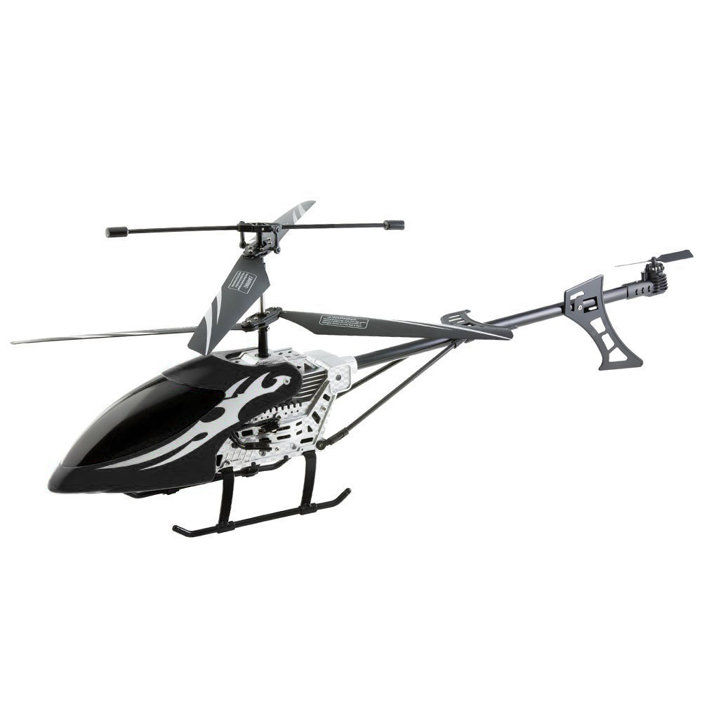 """Aeroblade 22"""" 3.5 Channel Infrared R/C Mega Helicopter  (Black)"""