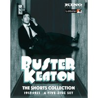 Buster Keaton: The Shorts Collection 1917-1923 (DVD)