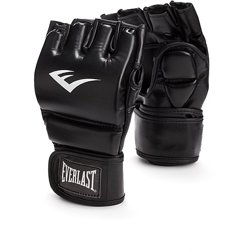 Everlast Mixed Martial Arts Closed Thumb Grappling Training Glove