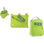 ZIPIT Monstar Carrying Case Makeup, Memory Card, Key, Accessories, Food - Lime