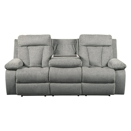 - Signature Design by Ashley Mitchiner Reclining Sofa