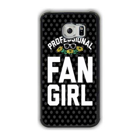 huge discount e248f 27ded Fan Girl Galaxy S7 Edge Case