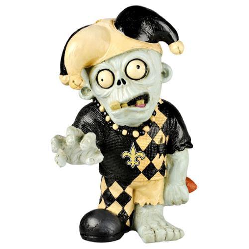 New Orleans Saints Thematic Zombie Figurine