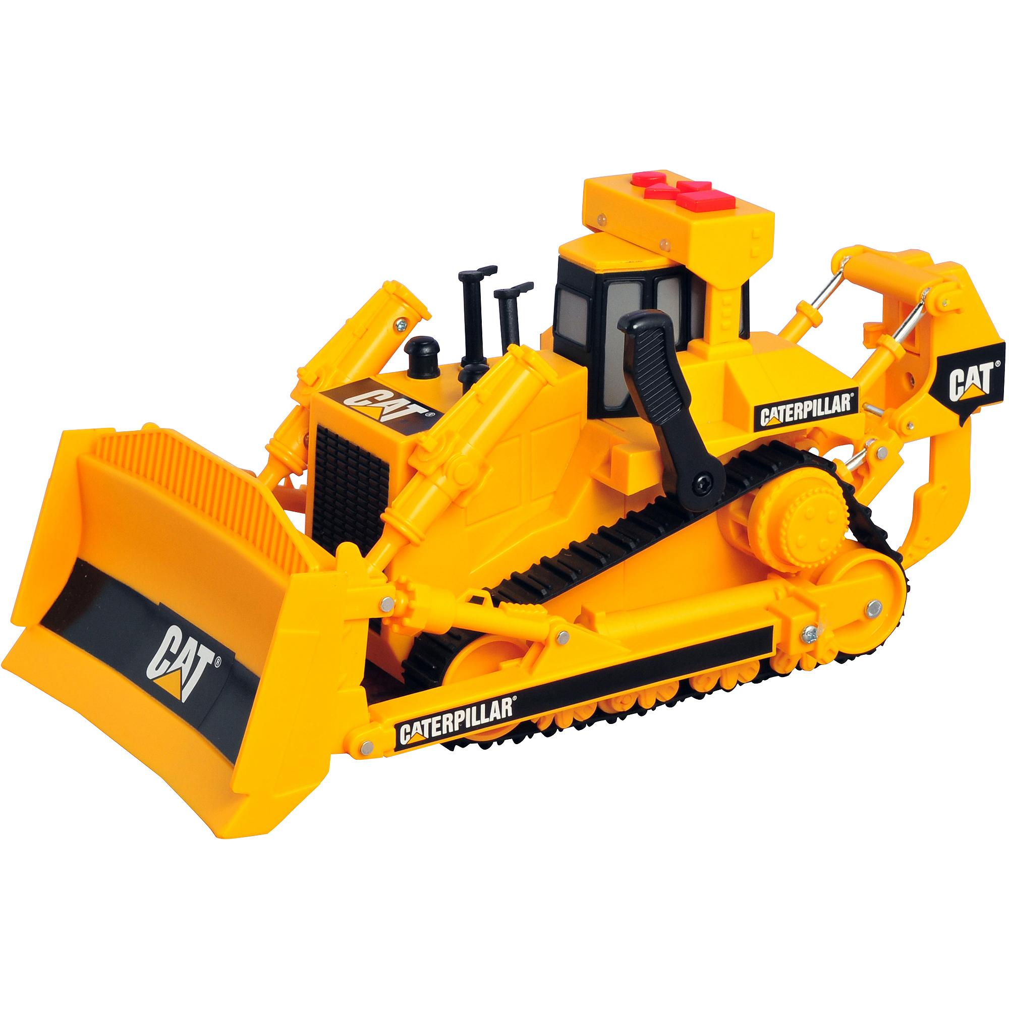 "Cat 9"" Big Builder Bulldozer"