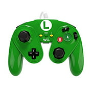 pdp wired fight pad for wii u - luigi