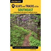 Scats and Tracks of the Southeast - eBook