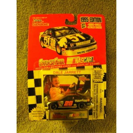 Racing Champions Dale Jarrett 28 Havoline 1995 Edition 1/64 - Dale Jarrett Racing
