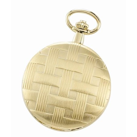 - Hunter Case Mechanical Pocket Watch