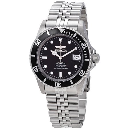 Invicta Men's 29178 Pro Diver Automatic 3 Hand Black Dial Watch