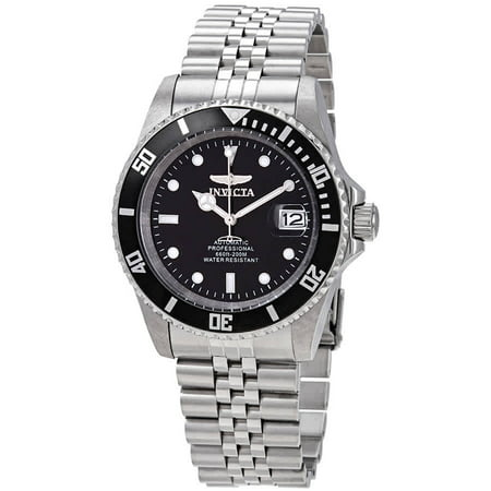 Invicta Automatic Watches - Invicta Men's 29178 Pro Diver Automatic 3 Hand Black Dial Watch