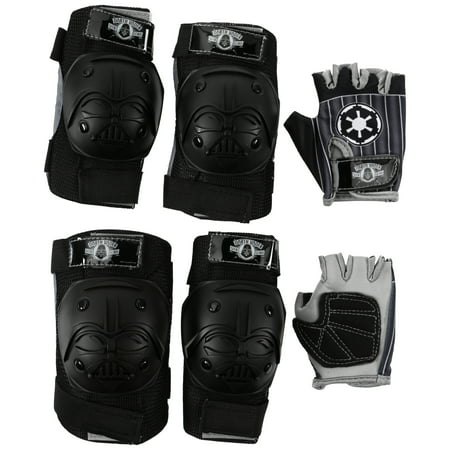 Disney Star Wars™ Darth Vader­™ Protective Gear 5 pc (Star Wars The Best Of Pc)
