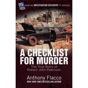 A Checklist for Murder - eBook