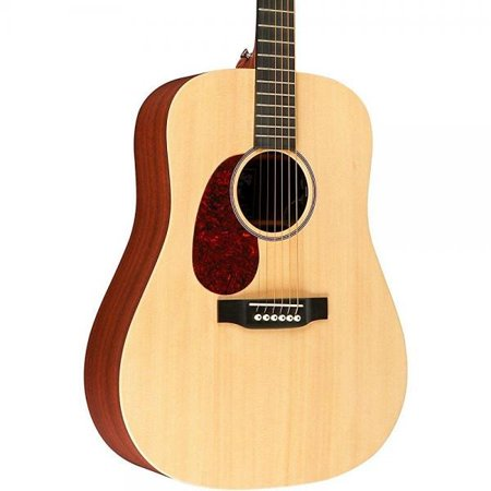 Martini Guitar - Martin DX1AE Left Handed Acoustic Electric Guitar