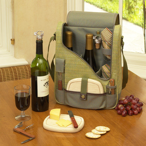 Picnic At Ascot Hamptons Pinot Wine and Cheese Cooler