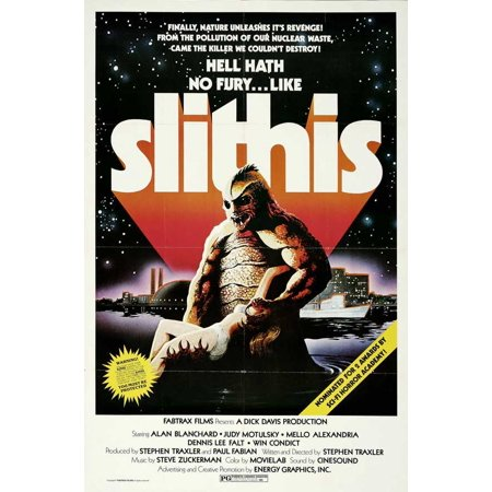 Spawn of the Slithis POSTER Movie (27x40)