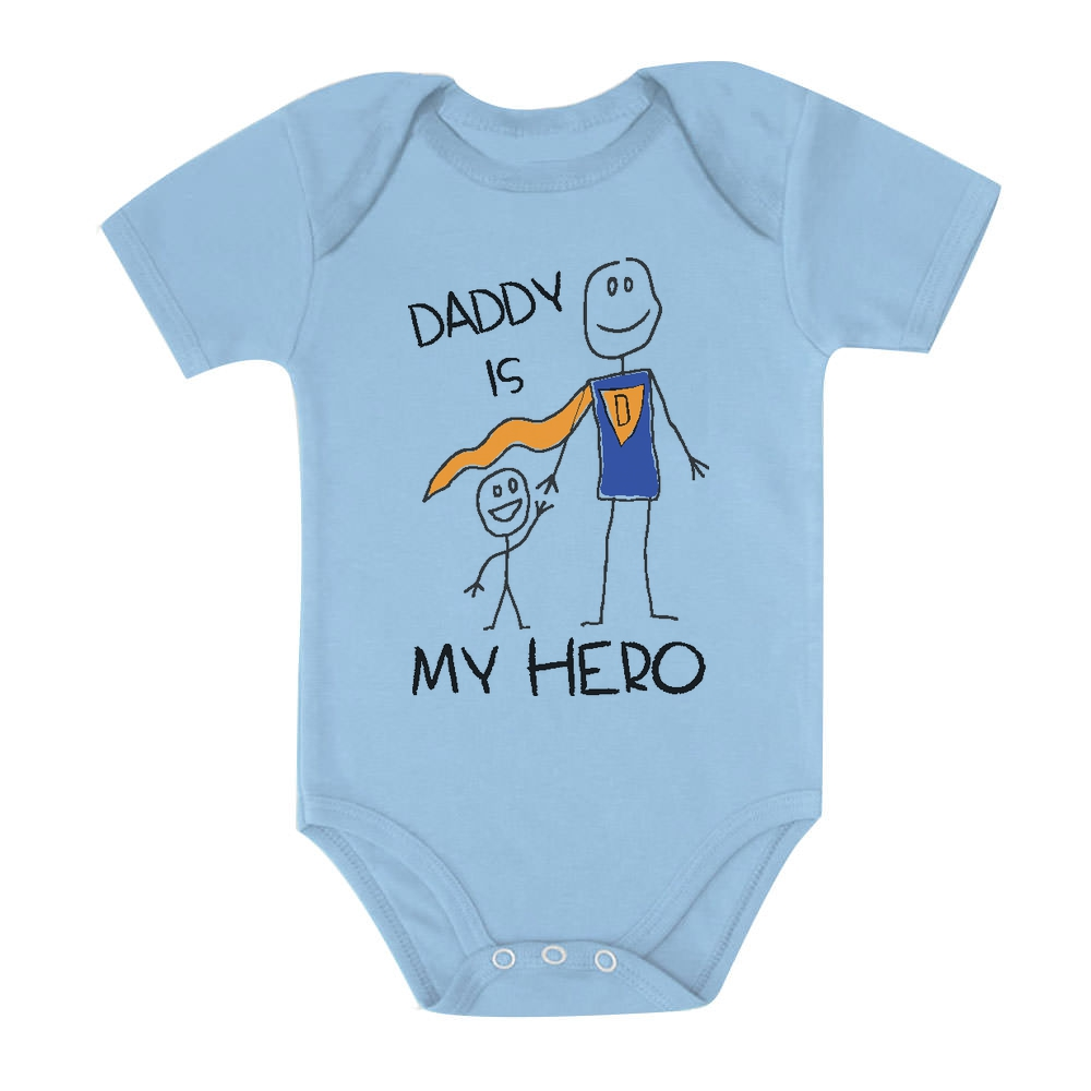 Af Bodysuit My pet is my best friend Customized funny kids clothes Baby short sleeve bodysuit baby shower gift