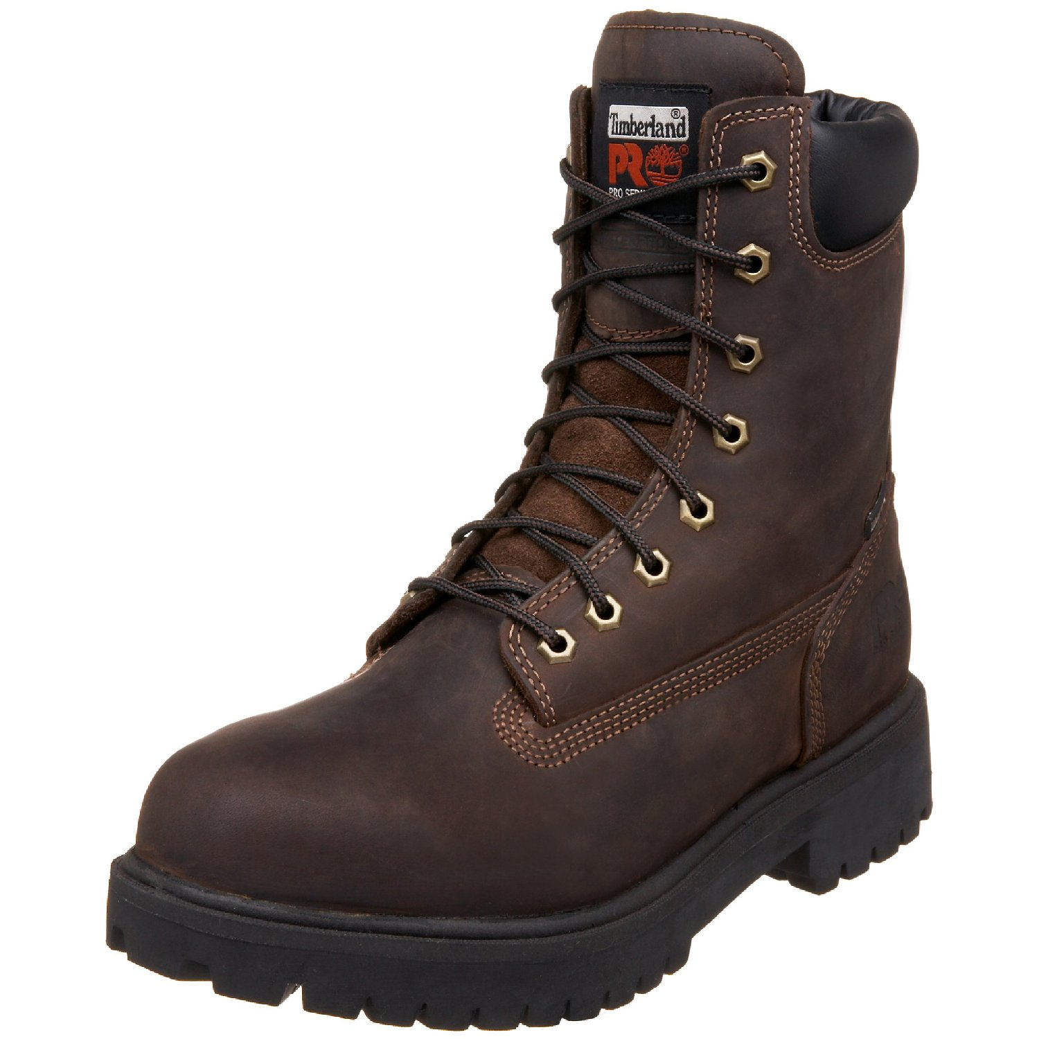 Timberland PRO Men's Pitboss 6 Soft-Toe Boot by Timberland