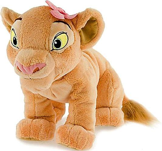 Disney The Lion King Young Nala Plush [Jumbo]