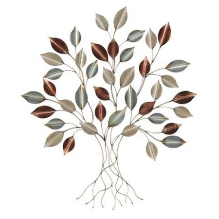 "Regal Tree of Life Wall Decor 38"""