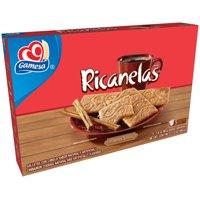 Gamesa Ricanelas Cinnamon Cookies, 17.2 Oz.