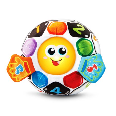 447bf81a57ff65 VTech Bright Lights Soccer Ball With Motion Sensor   Learning Phrases -  Walmart.com