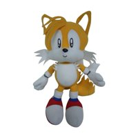 Great Eastern Sonic The Hedgehog: Tails Plush