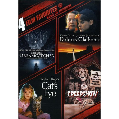 4 FILM FAVORITES-STEPHEN KING (DVD/2 DISC)