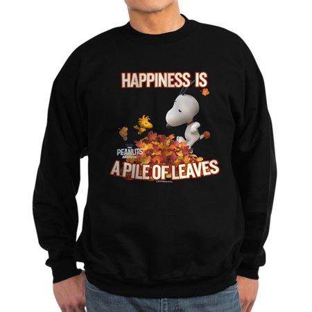 Classic Crewneck Sweatshirt - CafePress - Happiness Leaves - Classic Crew Neck Sweatshirt