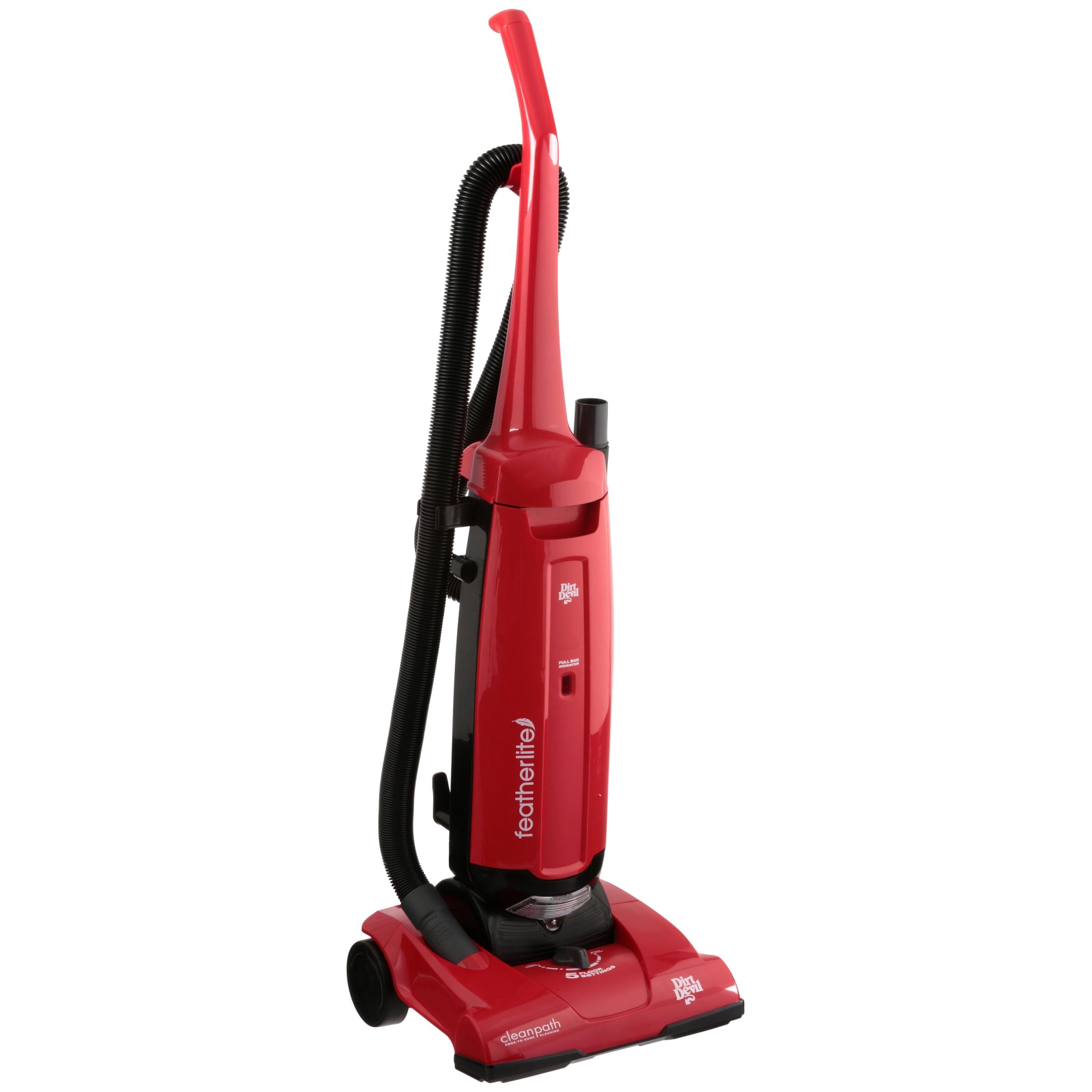 Dirt Devil® Featherlite® Bagged Upright Vacuum