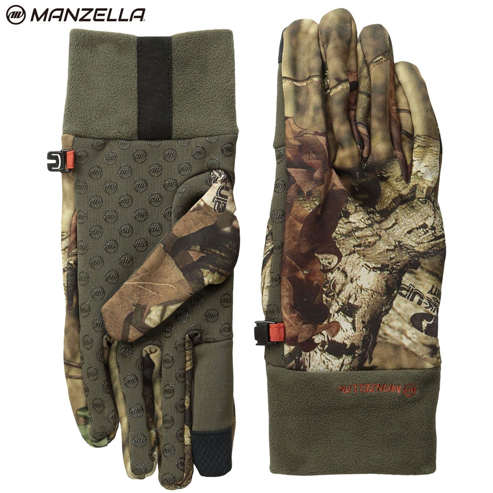 Manzella Bow Ranger Touchtip Gloves (XL)- MOINF