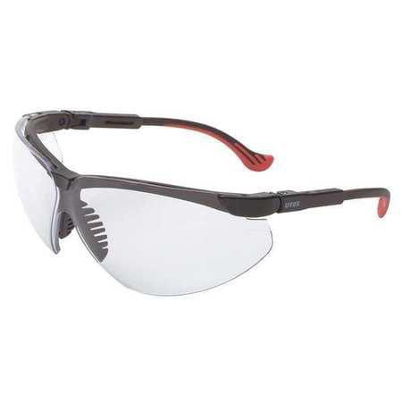 HONEYWELL UVEX Replacement Lens,SCT-Gray,Anti-Fog S6953X